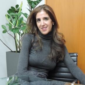 Administradora Elsa Ramírez